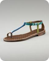 Bottega Veneta Toe-Strap Thong Sandal