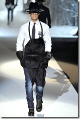 Dsquared Fall Winter 2011 Man Collection 3