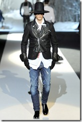 Dsquared Fall Winter 2011 Man Collection 4