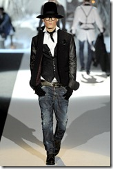 Dsquared Fall Winter 2011 Man Collection 8