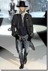 Dsquared Fall Winter 2011 Man Collection 10