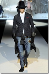 Dsquared Fall Winter 2011 Man Collection 12