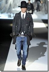 Dsquared Fall Winter 2011 Man Collection 15