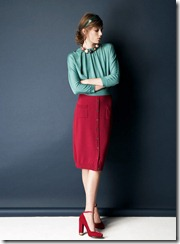 Nina Ricci Pre-Fall 2011 Collection 8