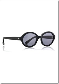 Cutler and Gross Oval-frame acetate sunglasses II