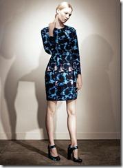 Erdem Pre-Spring 2011 Printed Dresses Look 5