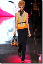 L.A.M.B. Fall 2011 RTW Runway Photos 12