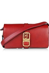 Chloé Emma Leather Shoulder Bag