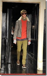 Tommy Hilfiger Men's Runway Photos Fall 2011 6