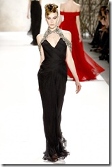 Monique Lhuillier Fall 2011 Ready-To-Wear Collection 16