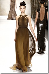 Monique Lhuillier Fall 2011 Ready-To-Wear Collection 18