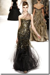 Monique Lhuillier Fall 2011 Ready-To-Wear Collection 21