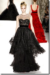 Monique Lhuillier Fall 2011 Ready-To-Wear Collection 25