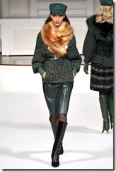 Oscar de la Renta Fall 2011 Ready-To-Wear 24