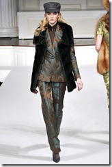 Oscar de la Renta Fall 2011 Ready-To-Wear 29