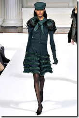Oscar de la Renta Fall 2011 Ready-To-Wear 30