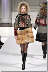 Oscar de la Renta Fall 2011 Ready-To-Wear 2