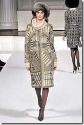 Oscar de la Renta Fall 2011 Ready-To-Wear 9