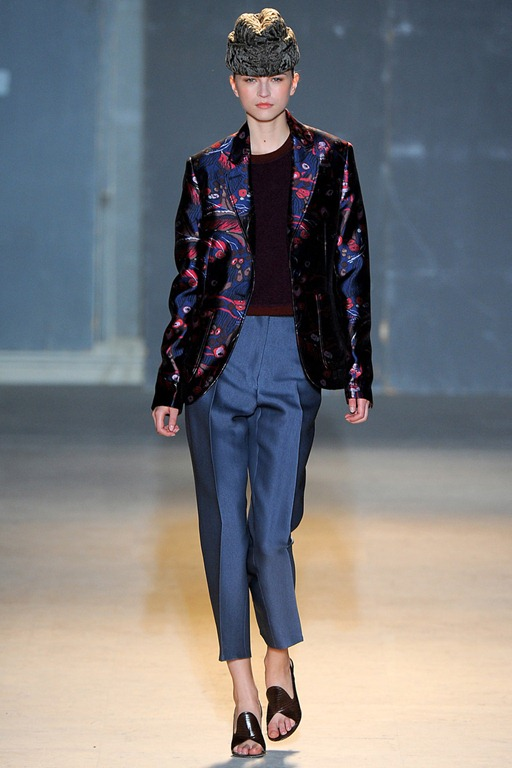 Wearable Trends: Rochas Ready-To-Wear Fall 2011, Paris ...