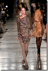 Vivienne Westwood Red Label Fall 2011 RTW Runway Photos 46