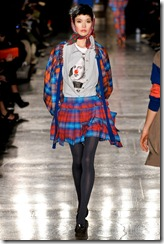 Vivienne Westwood Red Label Fall 2011 RTW Runway Photos 4