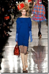 Vivienne Westwood Red Label Fall 2011 RTW Runway Photos 5