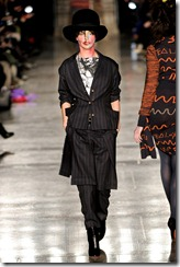 Vivienne Westwood Red Label Fall 2011 RTW Runway Photos 11