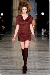 Vivienne Westwood Red Label Fall 2011 RTW Runway Photos 43