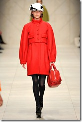 Burberry Prorsum Fall 2011 Ready-To-Wear Runway Photos 2
