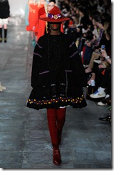 Meadham Kirchhoff Fall 2011 Ready-To-Wear 2