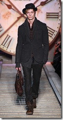 John Varvatos Fall-Winter 2011 Collection Look 27