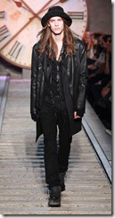 John Varvatos Fall-Winter 2011 Collection Look 43