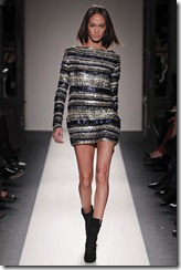 Balmain Ready-To-Wear Fall 2011, Paris Fashion Week 8