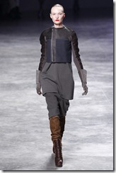 Rick Owens RTW Fall 2011 Runway Photos 22