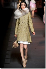 Christian Dior Ready-To-Wear Fall 2011 Runway Photos 24