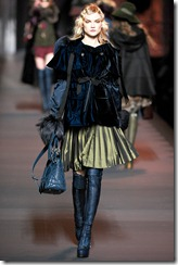Christian Dior Ready-To-Wear Fall 2011 Runway Photos 6