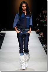 Isabel Marant Ready-To-Wear Fall 2011 Runway Photos 6