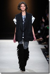 Isabel Marant Ready-To-Wear Fall 2011 Runway Photos 20