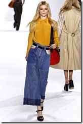 Chloé Ready-To-Wear Fall 2011 Runway Photos 20