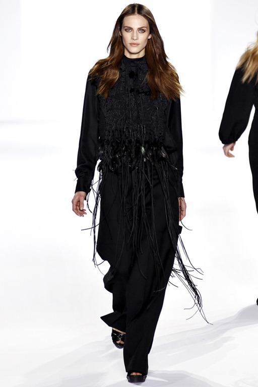 Chlo Ef Bf Bd Fashion Week