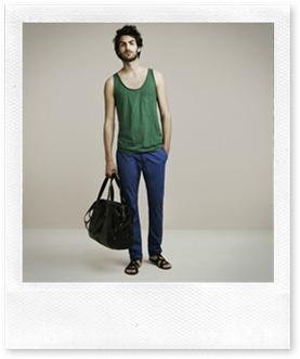 Zara Man Lookbook April Look 3