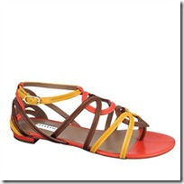 Flip flop available in multi coloured