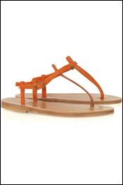 K Jacques St Tropez Picon flat suede sandals II