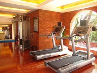 Mandarin Oriental Dhara Dhevi Hotel Chiang Mai - Fitness Centre