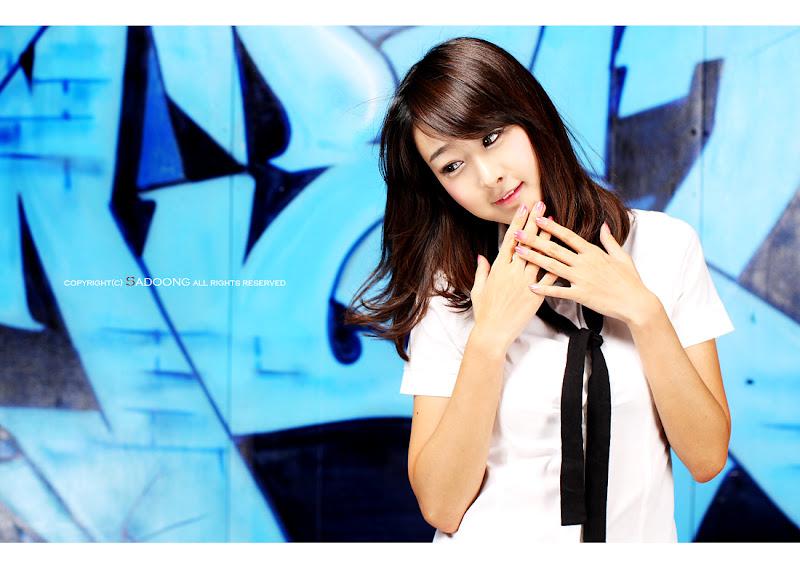 OMG!! School Girl Park Hyun Sun (박현선)! (Part 6)