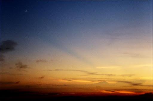 8月23日漁人碼頭的夕陽