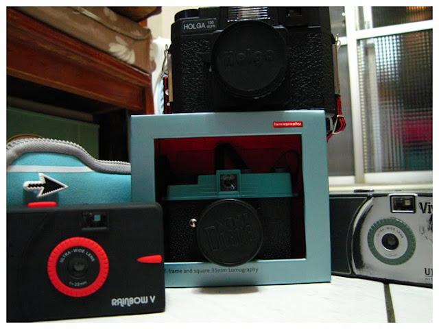 現有的lomo相機