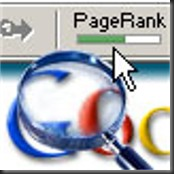 Google PageRank Bar