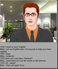 Bot tutor English