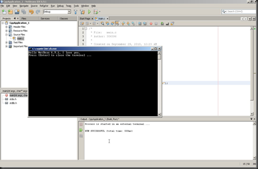 NetBeans 6.9.1 Install and configuration